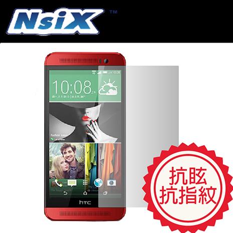Nsix 微霧面抗眩易潔保護貼 HTC One (E8)