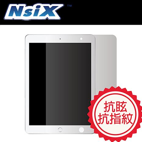 Nsix 微霧面抗眩易潔保護貼 2017 iPad 9.7