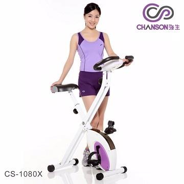 強生 樂活有氧健身車 CS-1080X(DIY 組裝)