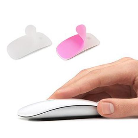 超柔軟矽膠炫彩滑鼠保護貼片-3C電腦週邊-myfone購物