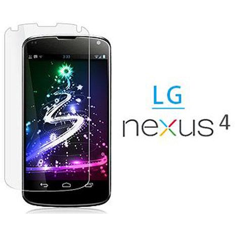 LG Nexus 4 E960 HC高透日本進口螢幕保護貼