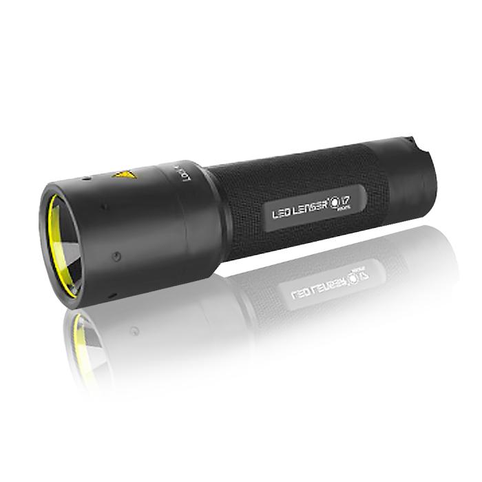 德國LED LENSER i7工業級遠近調焦手電筒