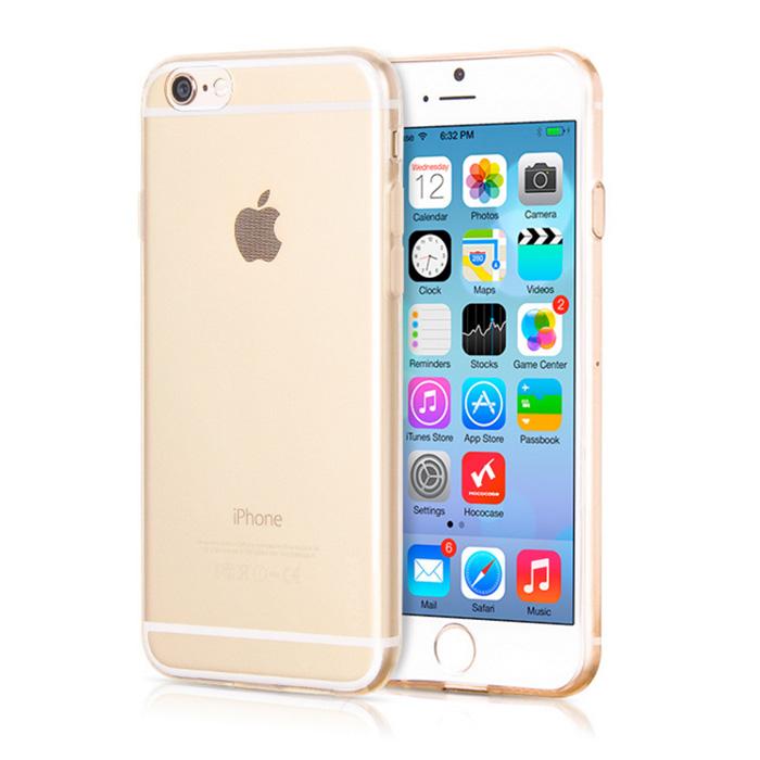 iPhone 6s (4.7吋) 極薄超輕量透明TPU保護殼