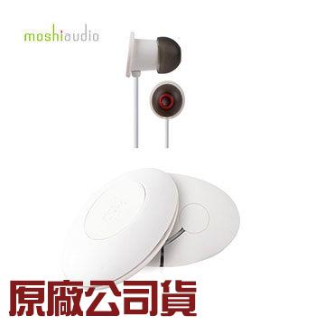 {原廠公司貨}Moshi Moonrock-white 月癮石入耳式耳機