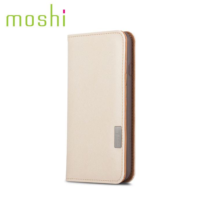 Moshi Overture 側開卡夾型保護套 iPhone SE2/8/7