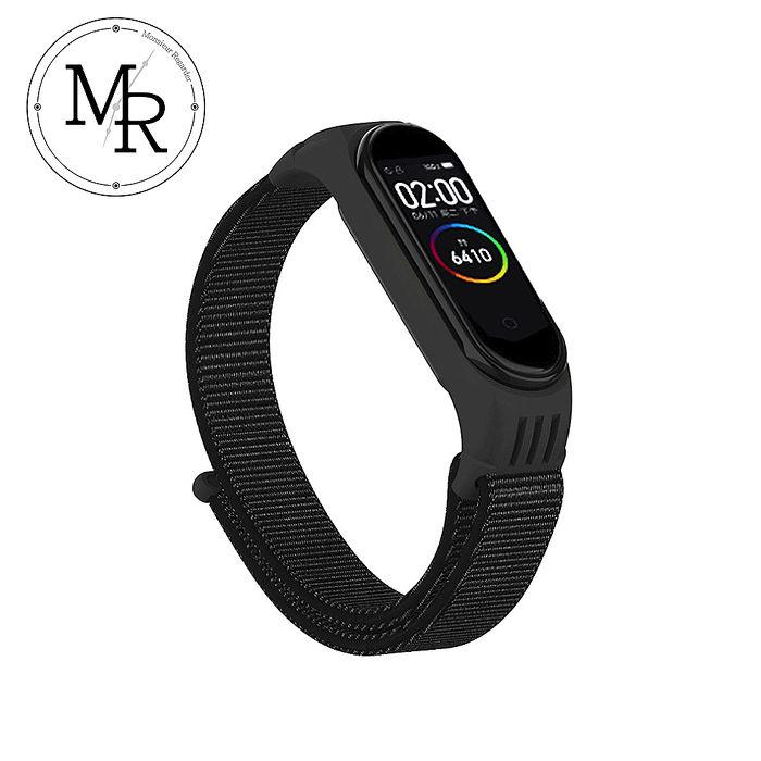 MR 小米手環5錶帶尼龍運動替換錶帶