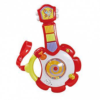 任【優生】寶寶歡樂小樂器(吉他)-特賣