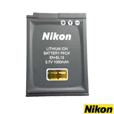 Nikon EN-EL12 原廠鋰電池(裸裝)