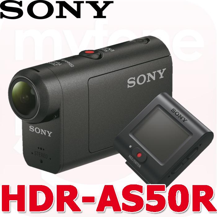SONY HDR-AS50R運動攝影機(公司貨)4K縮時攝影!光學防手震!