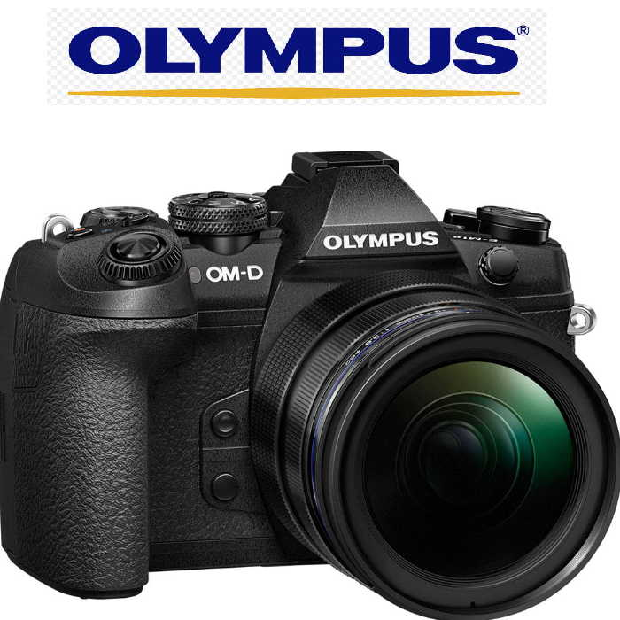 OLYMPUS OM-D E-M1 Mark II+12-40mm KIT(公司貨)-現貨供應