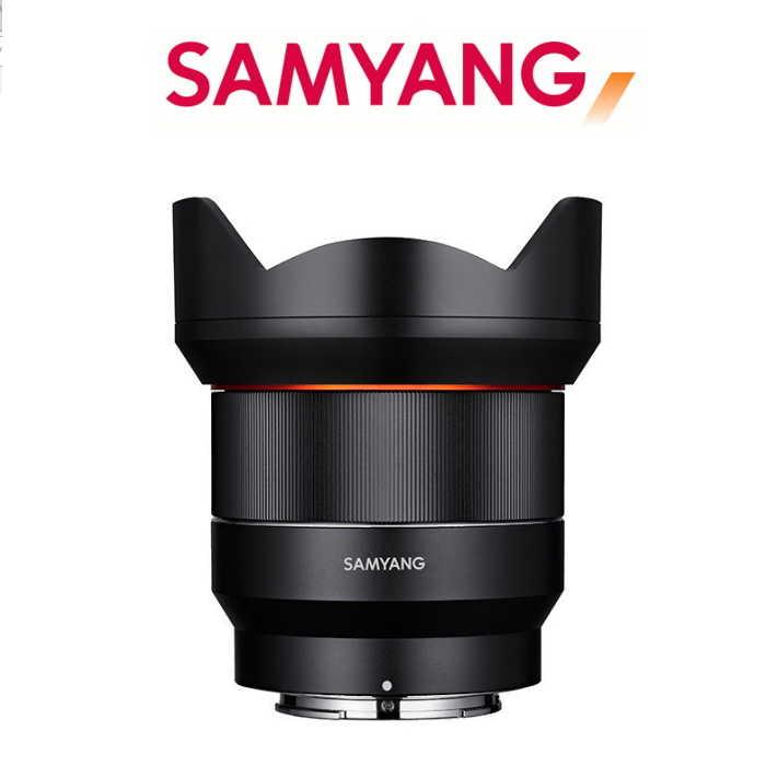 SAMYANG AF 14mm F2.8 FE FOR SONY E-Mount全片幅 自動對焦鏡頭 公司貨