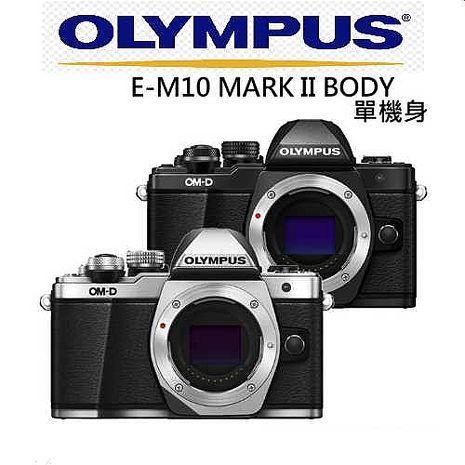 Olympus OM-D E-M10 MarkII+14-150MM1代鏡 旅遊鏡組(公司貨)