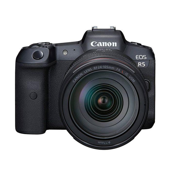 Canon EOS R5 RF 24-105mm F/4 USM (公司貨)