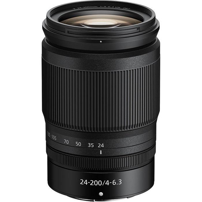Nikon NIKKOR Z 24-200mm F4-6.3 VR 公司貨