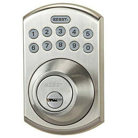 【EZ Lock幸福牌】電子按鍵密碼輔助鎖 PL1R0S10-CI