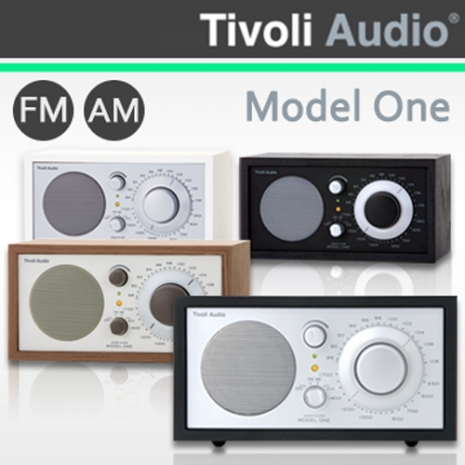 《Tivoli Audio》 AM/FM 桌上型收音機 Model One
