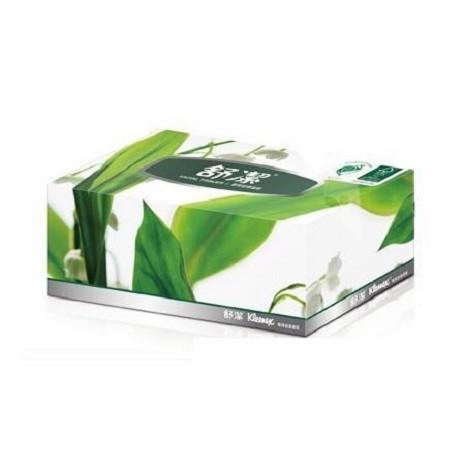 舒潔 優質面紙180抽x5盒x4串/箱