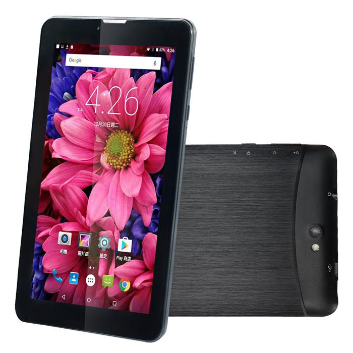 【YANG YI揚邑】Y3+ 7吋四核3G通話 支援WIFI上網平板電腦智慧型手機