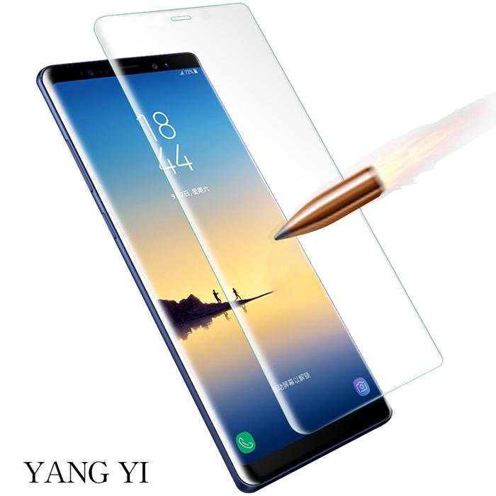 揚邑》Samsung Galaxy Note 8 6.3吋 滿版鋼化玻璃膜3D曲面防爆抗刮保護貼