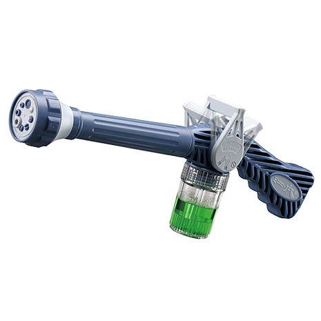 EZ JET WATER CANON 多功能8段式高壓水槍-台灣製造/洗車/洗窗/洗地/洗狗/多國專利