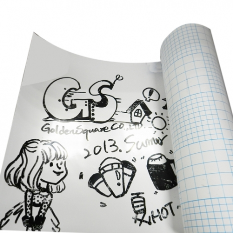 MIT 自黏式可書寫白板紙(100x80cm)-特賣