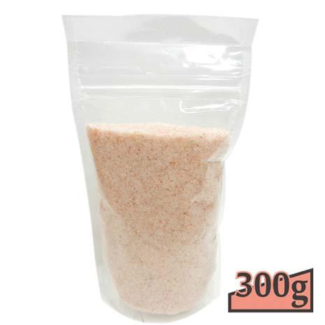 喜馬拉雅山天然岩鹽(玫瑰鹽)300g/免研磨天然提味/美味好食/詹姆士推薦
