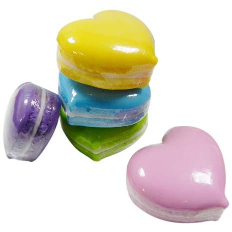 愛戀馬卡龍香皂禮盒/香皂/肥皂/手工皂/馬卡龍-居家日用.傢俱寢具-myfone購物