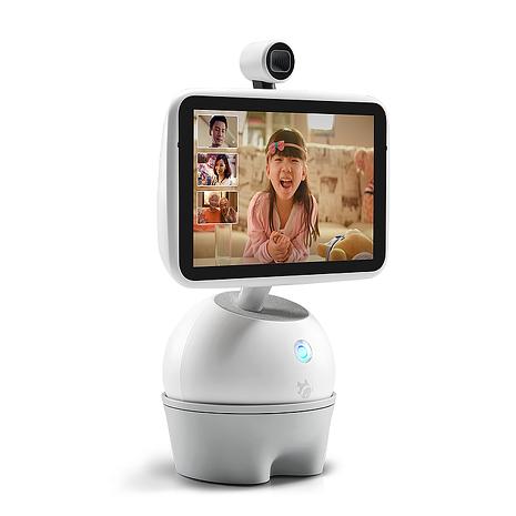小魚在家 分身魚 行動視訊陪伴系統 可多方視訊通話 智慧語音 智能機器人