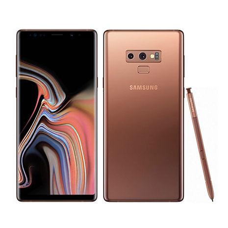 Samsung Galaxy NOTE 9 6G/128G 6.4吋八核心智慧型手機-銅 【認證福利品】