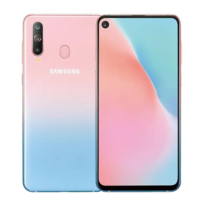 Samsung Galaxy A8s 6G/128G 6.4吋八核心智慧型手機-蜜桃蘇打粉【認證福利品】