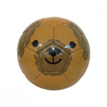 日本FOOTBALL ZOO 專業兒童足球 POODLE貴賓狗 手工縫製