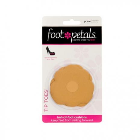 美國Foot Petals時尚舒適鞋墊-前腳墊(膚色) FP72052-711※鞋墊屬個人衛生用品一經拆封恕不退換貨哦