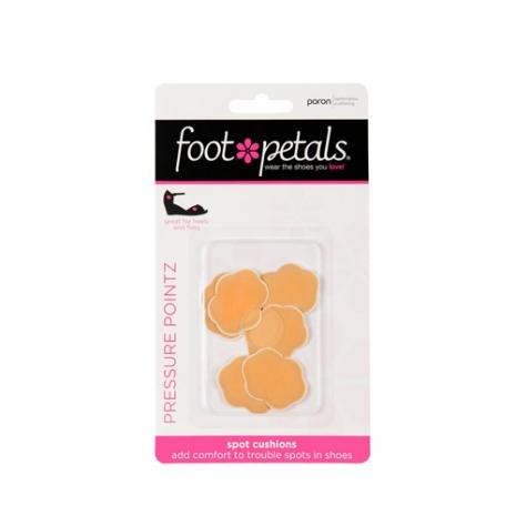 美國Foot Petals時尚舒適鞋墊-減壓點(膚色) FP71071-711※鞋墊屬個人衛生用品一經拆封恕不退換貨哦