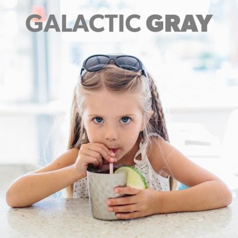 美國BABIATORS 嬰幼兒墨鏡- 銀河灰