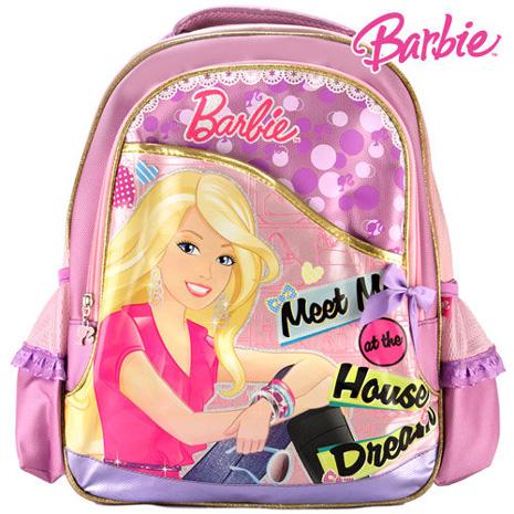 芭比Barbie 魔力甜心新生書包B (二色可選)藍色