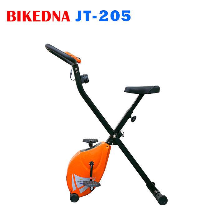 【BIKEDNA】JT-205 八段磁控健身車 外銷日本限定款