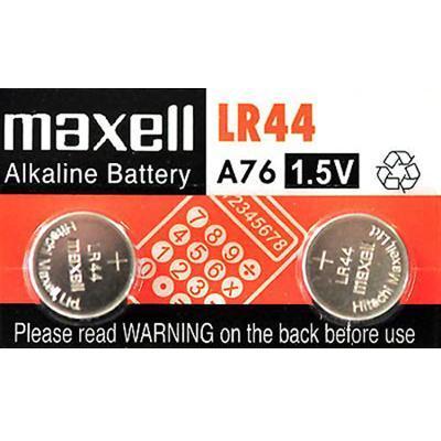 Maxell LR44 50顆入