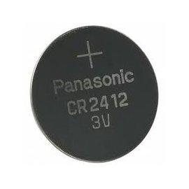 Panasonic CR2412 鈕扣型鋰電池 鈕扣電池 手錶電池 水銀電池