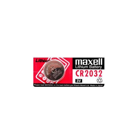 maxell 水銀電池 CR2032 (10顆)