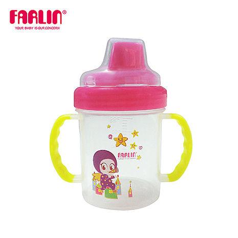【Farlin】魔法鴨嘴學習水杯200ml - 綠色