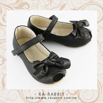 【瑞瑞比歐美童裝】澳洲MTK 大小童鞋/童鞋/皮鞋/包鞋 (躍動音符綁帶款)Eur36