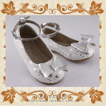 【瑞瑞比歐美童裝】澳洲MTK 大小童鞋/童鞋/皮鞋/包鞋 (星光熠熠)Eur36