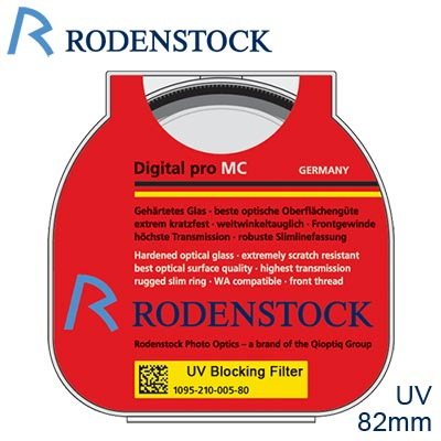 Rodenstock Pro UV保護鏡82mm【公司貨】