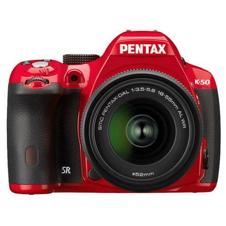 PENTAX K-50+DAL18-55mmWR防滴水單鏡組【公司貨】★送SD32G-相機.消費電子.汽機車-myfone購物
