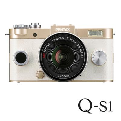 PENTAX Q-S1+02變焦單鏡組【公司貨】