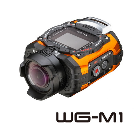 RICOH WG-M1【公司貨】