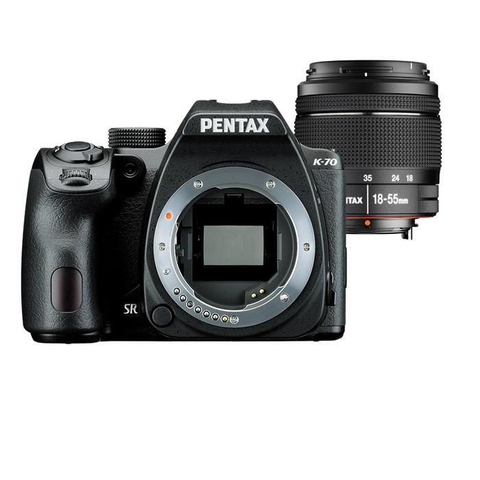 PENTAX K-70+DAL18-55mmWR 防潑水鏡組【公司貨】
