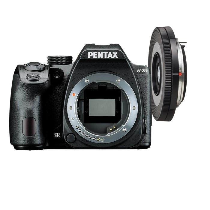 PENTAX K-70+DA40mmXS 超薄餅乾鏡組【公司貨】