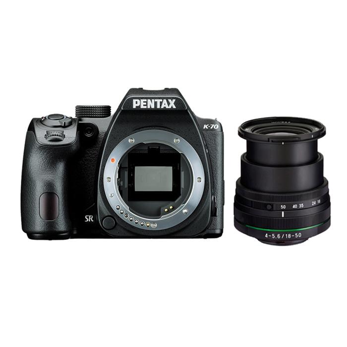 PENTAX K-70+DAL18-50 DC WR RE 防潑水單鏡組【公司貨】