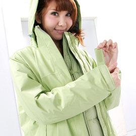 【Fox Friend 】亮麗款三件式GORE-TEX+羽絨+刷毛外套